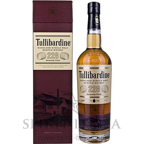 Tullibardine 228 Burgundy Finish GB 43% Vol. 43,00% 0.7 l. (Burgundy Finish)