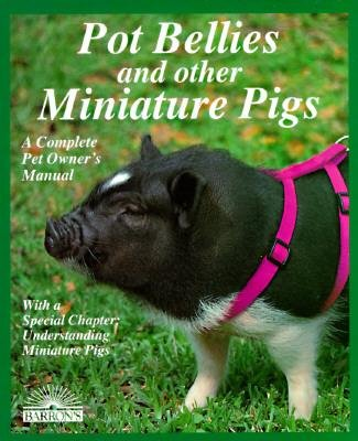 [(Pot Bellies and Miniature Pigs: A Complete Pet Owner's Manual)] [Author: Pat Storer] published on (November, 1992)