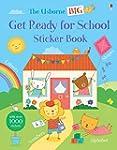 Get ready for schoool : Sticker book