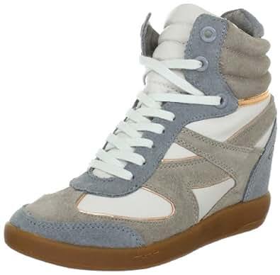 Bronx Womens BX 353-730F08 Boots Gray Grau (multi grey 08) Size: 36