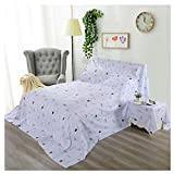 Staubabdeckung Multi-Size-Bett Möbel Sofa Staubtuch elektrische Abdeckung Tuch Staubschutz einzelne...