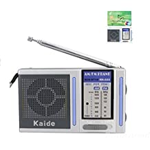 MARK8SHOP Kaide kk-221aggiornamento KK 222KD 222AM FM radio Receiver puntatore tipo 2banda media radio