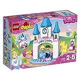 LEGO DUPLO Castillo mágico de Cenicienta - juegos de construcción (Multicolor, 2 año(s), 56 pieza(s), 5 año(s), 19 cm, 19 cm)