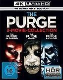 The Purge-die Säuberung/the Purge: Anarchy... [Blu-ray]