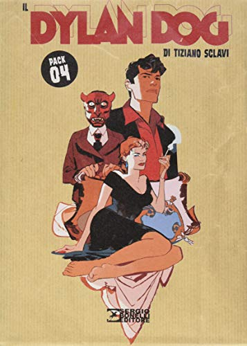 Dylan Dog. Pack: 4