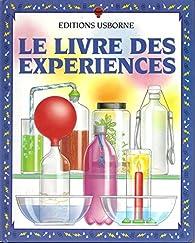 Le livre des expériences par Harry Bingham