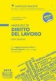 Manuale di diritto del lavoro. Con espansione online