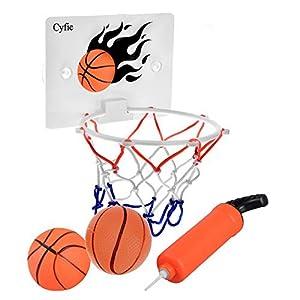 Milkee Innenminibasketballkorb beim Büro Zimmer Mini Basketball Brett Kinder...