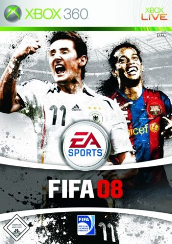 Xbox360 Game FIFA Football 08 [Importación Inglesa]