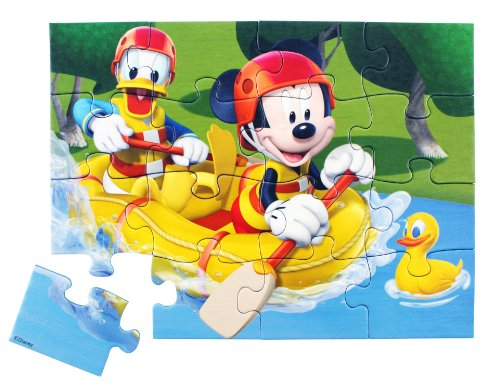 Ravensburger Mickey Mouse Clubhouse  Pack of 4