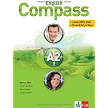 English Compass A2: Student's Book mit 2 Audio-CD/CD-ROMs und Beiheft Out and About