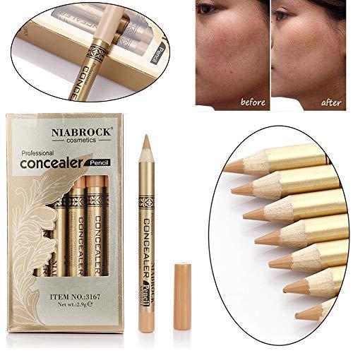 TWBB_Correcteur Anti Cernes Natural Concealer- Correcteur Naturel ∙ Anti Cernes/Correcteurs ∙ Vegan ✔ Cosmétiques naturels ✔ Make up ✔ Ingrédients végétaux Bio ✔ 161% Naturel Maquillage