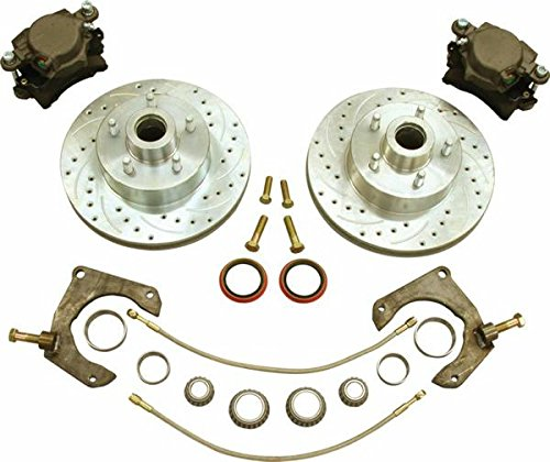 Helix 25922 27,9 cm High Performance Big Brake Conversion Kit (Big Brake Kit)