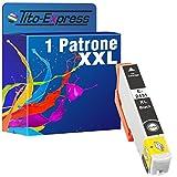 PlatinumSerie® 1x Druckerpatrone XXL TE2431 Black kompatibel zu Epson Expression Photo XP-55 XP-750 XP-760 XP-850 XP-860 XP-950 XP-960