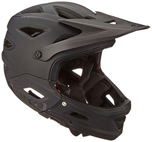Switchblade (Giro Erwachsene Switchblade Mips Fahrradhelm, Matte Black/Gloss Black, M)