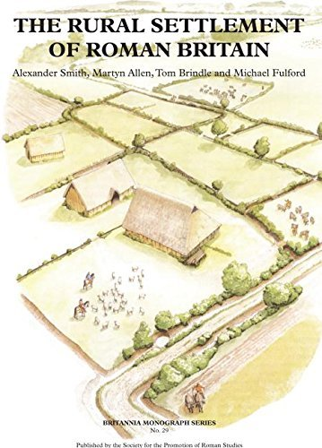 New Visions of the Countryside of Roman Britain: Volume 1: The Rural Settlement of Roman Britain (Britannia Monograph) by Alexander Smith (2016-11-30)