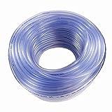 PVC Schlauch glasklar Aquariumschlauch Luftschlauch Länge 10 Meter 10/16 mm