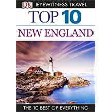 DK Eyewitness Top 10 Travel Guide: New England