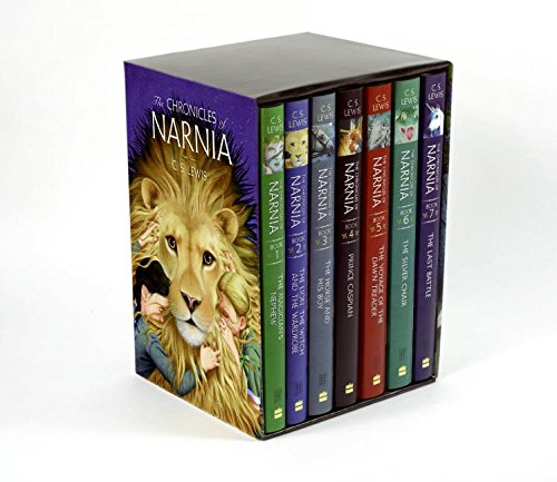 The Chronicles of Narnia Box Set (Books 1 to 7) - C. S. Lewis,Pauline Baynes