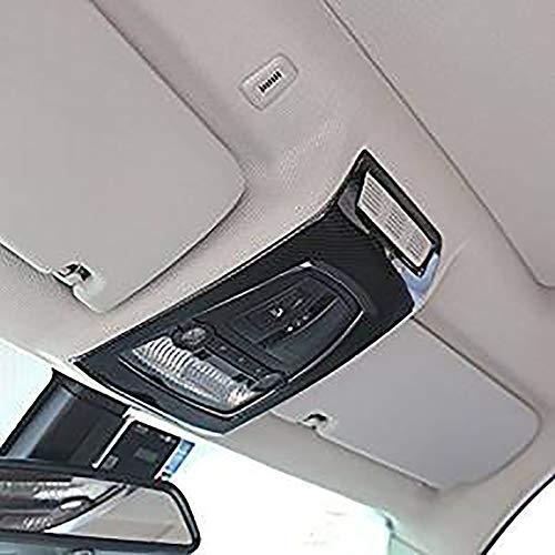 Avant lampe de lecture Cadre Coque Trim pour X3 X4 Série 5 F10 F25 F26 2014-2017 Intérieur de voiture Accessoires