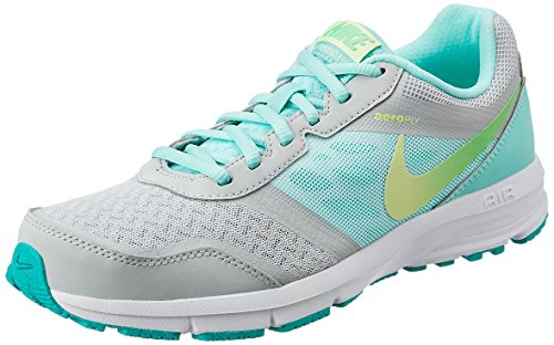 Nike Women's Air Relentless 4 Msl Black,Light Retro,Persian Volt,Dove Grey  Running Shoes - 4 UK/India (36.5 EU)(4.5 US)  available at amazon for Rs.3746