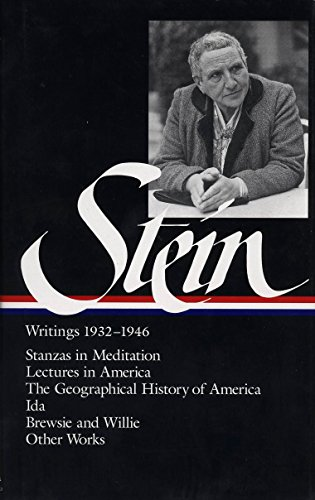 Writings: 1932-1946 (Library of America) por Gertrude Stein