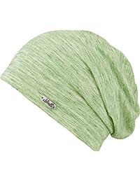 leichte Mütze mit bunten Farbeffekten für Damen und Herren - unisex