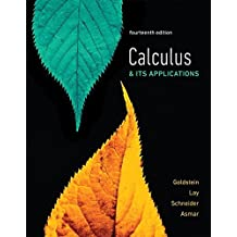 CALCULUS & ITS APPLICATIONS PL