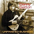 Unfinished Business by Gatton, Danny (2004) Audio CD