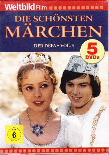 Die schönsten Märchen der DEFA - Vol. 3 (5 DVDs)