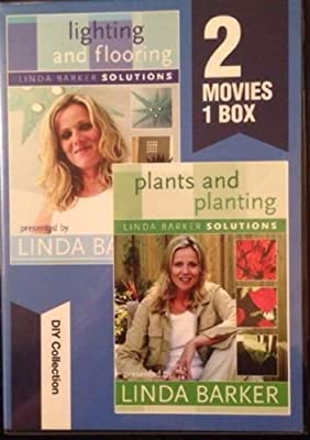 Linda Barker Solutions 2 movies in one box Lighting and Flooring and Plants and Planting