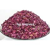 Soothing Ideas - Pétalos secos de rosa, 50g, flores reales, para boda, confeti, fragancia, manualidades