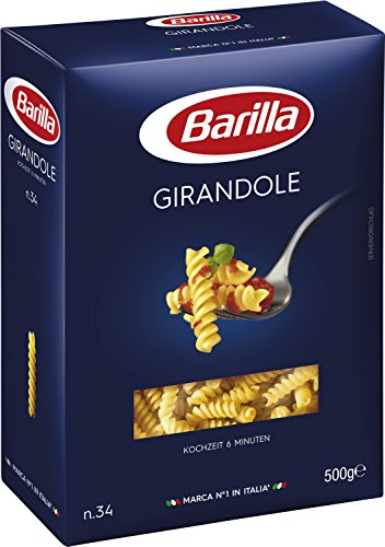 3x Barilla Nudeln 'Girandole' n.34, 500 g