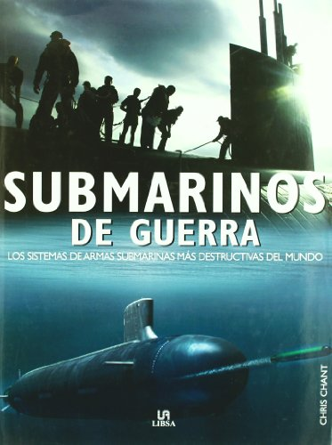 Descargar Libro Submarinos de Guerra de Chris Chant