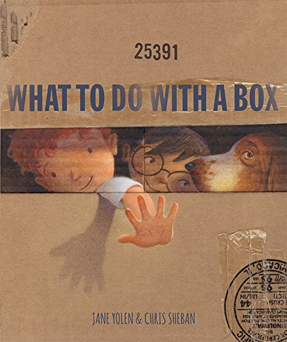 What to Do with a Box por Jane Yolen