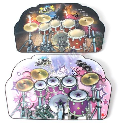 drum-kit-per-bimbi-con-bacchette-tapetto-musicale-tappeto-elettronico-giocattolo-con-accompagnamento