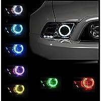 Faro Angel Eyes Set LED luci diurne Ford Mustang Bj: 10–12(Multi Color)