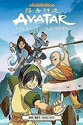 Avatar: The Last Airbender - The Rift Part 1 by Gene Luen Yang (2014-03-18)