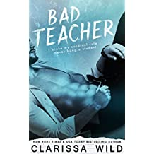 Bad Teacher (Unprofessional Bad Boys Book 1) (English Edition)