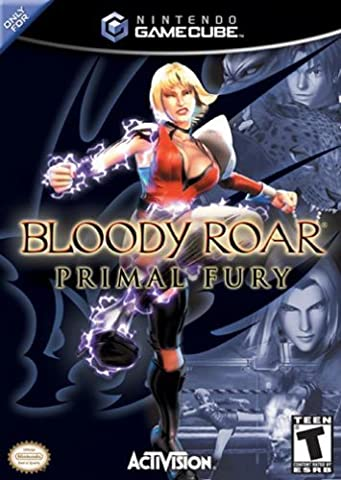 Bloody Roar Primal Fury [ Gamecube ] [Import anglais]