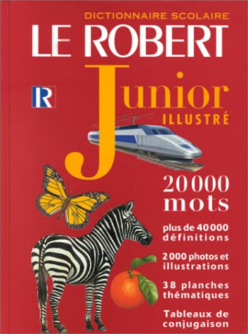 Le Robert junior illustré par Collectif
