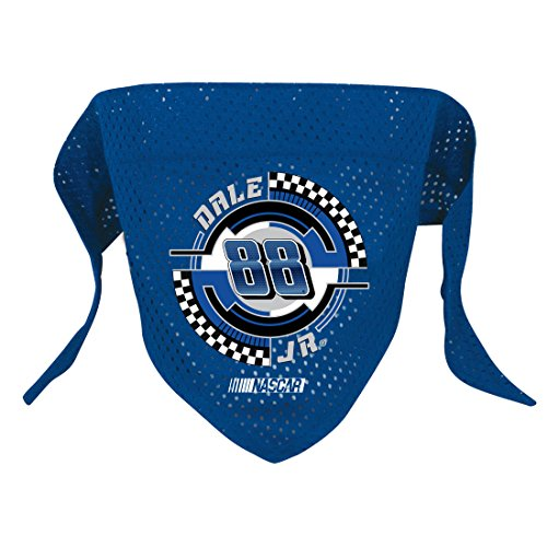 NASCAR Dale Earnhardt Junior. Pet Bandana, Team Color