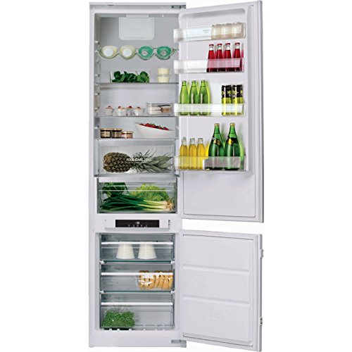 Hotpoint BCB8020AAFC.1 Built-In Fridge Freezer -White Best Price and Cheapest