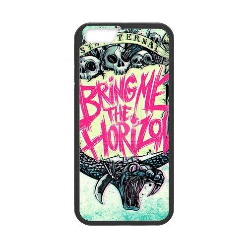 Bring Me The Horizon bmth Film de protection Nouveau Attractive couleur peinture Protecteur de peau et durs Housses case Etui Coque pour Apple iPhone 66S (4.7inch)