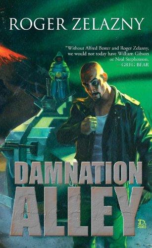 Damnation Alley (English Edition)