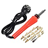 Best Wood Burning Tools - Generic 23pcs 220V 30W Wood Burning Pen Soldering Review