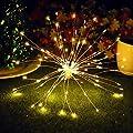 MAXXIVE LED Flaschenlicht Stimmungslichter, 2M 20 LEDs Warmweiß Lichterkette LED Flaschenlicht Licht, Ideal für Flasche DIY, Party, Weihnachten, Halloween, Hochzeit
