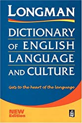 Longman Dictionary of English Language and Culture Paper, 2nd. Edition