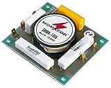 Monacor - Filtro mono de paso alto (250 W, 5500 Hz, para alta fidelidad y megafonía)
