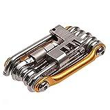Best Bike Multi Tools - XXIAZHI,Kit per Pocket Bike Kit Multi Repair Wrench Review